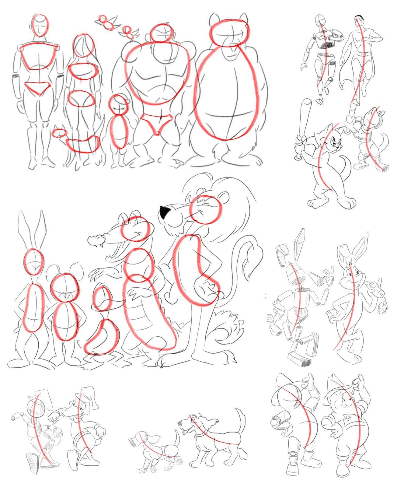 Construction Animation Cartoon Drawings Cartoon Tutorial Cartoon Drawing Tutorial