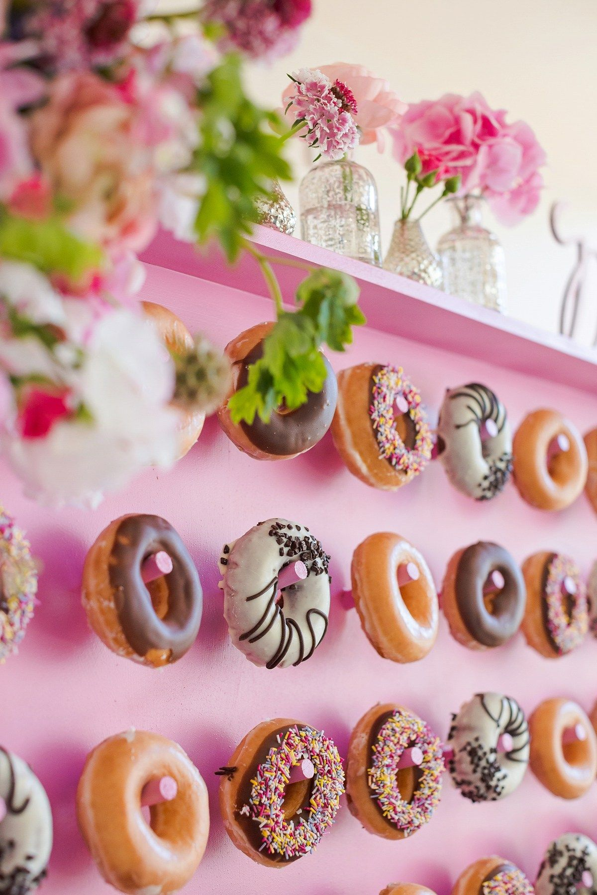 Kalm Kitchen\'s Donut Wall, Liquid Nitrogen Ice cream Bar and other ...