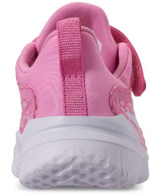 b7bea1936f86b Nike Toddler Girls' Rival Running Sneakers from Finish Line - Red 5 ...