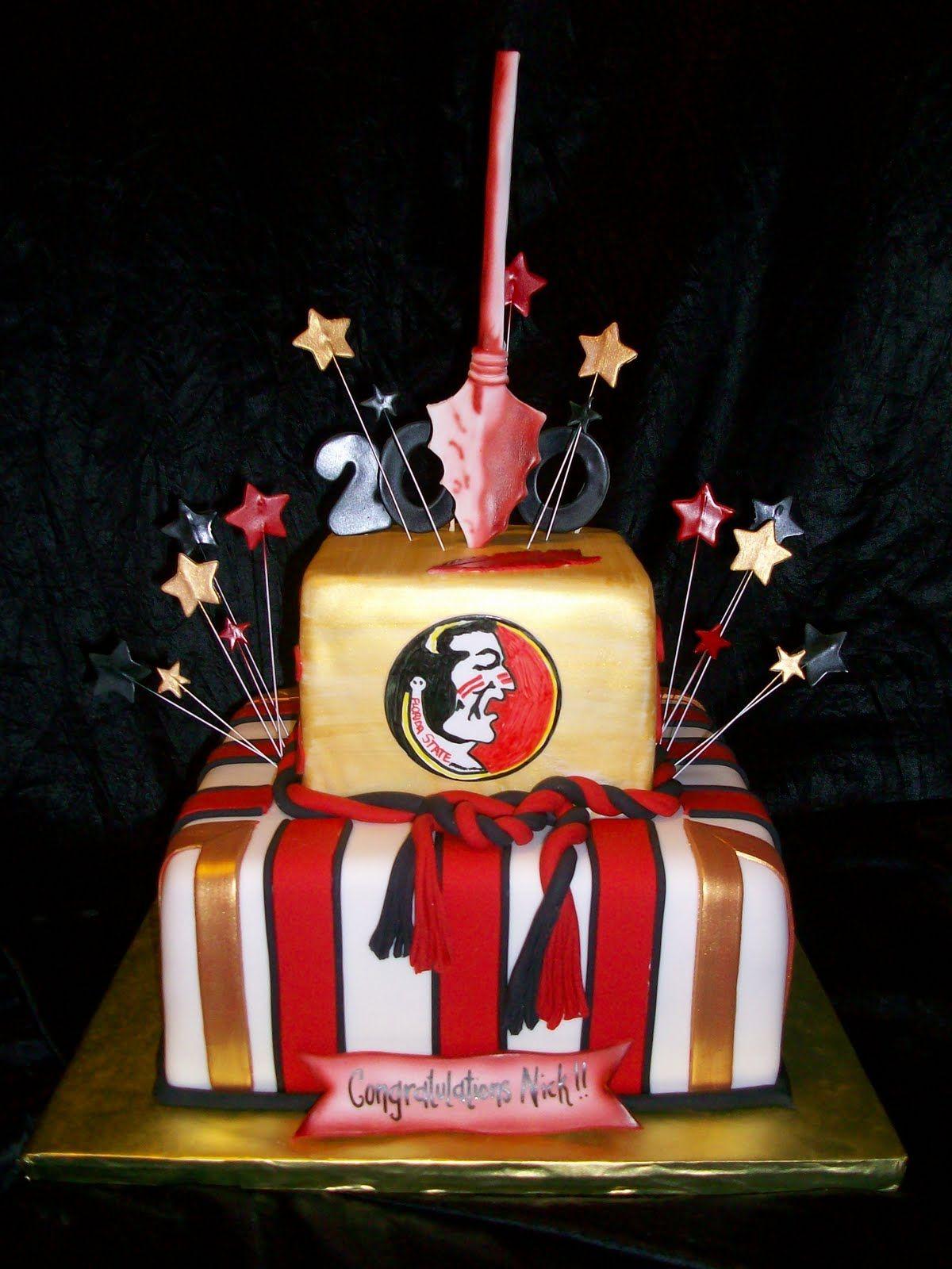 High School Graduation Cakes Sandras Cakes Graduation Cakes