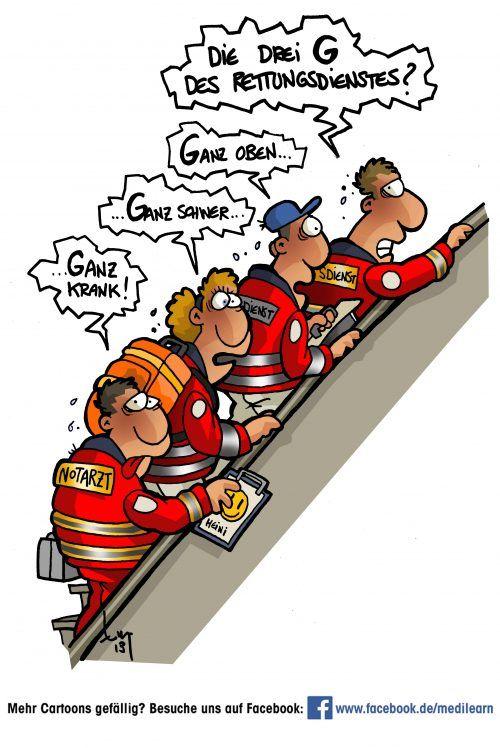 die3gs   medi learn cartoon   Sanitäter lustig, Lustig ...