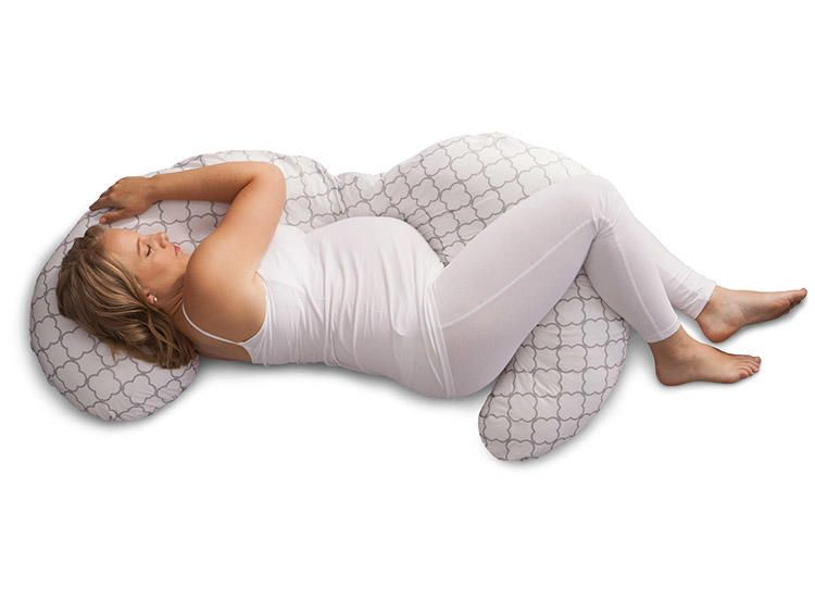 BOPPY PREGNANCY WEDGE Support Pillow