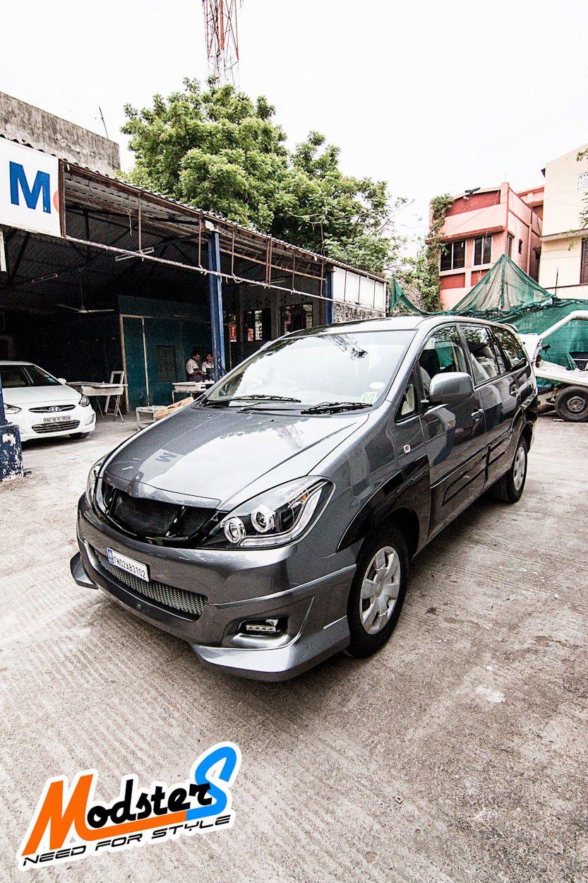 Custom Toyota Innova Modifikasi Mobil Mobil Kijang
