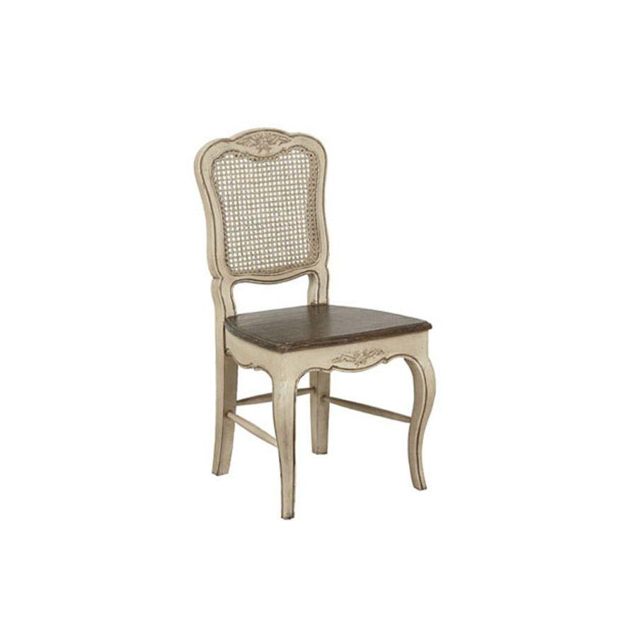 chaises cannées de bureau