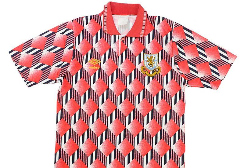 Football shirt blog