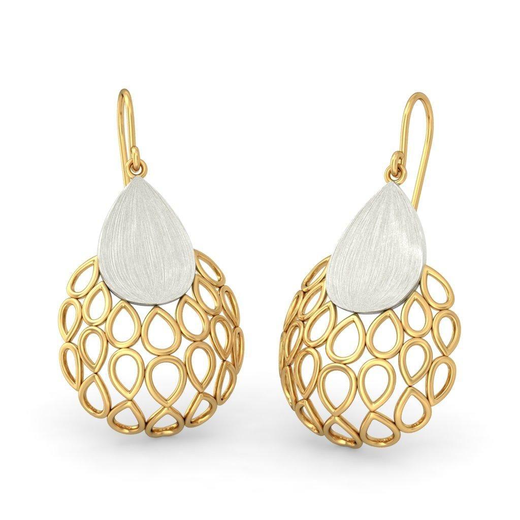 #bluestone #jewelry #gold #showstopper #sandra #earrings #fresh #charm