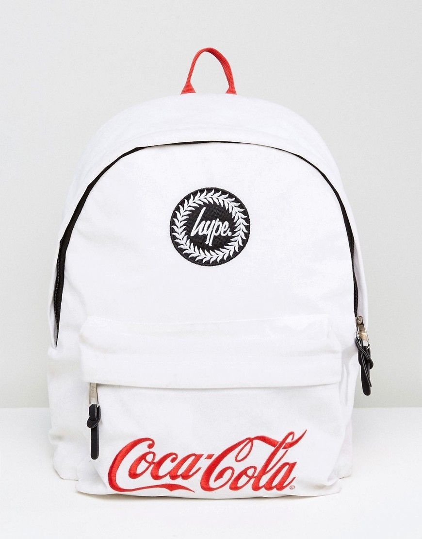 Hype X Coca Cola Backpack - Gray a67237d62a1f7