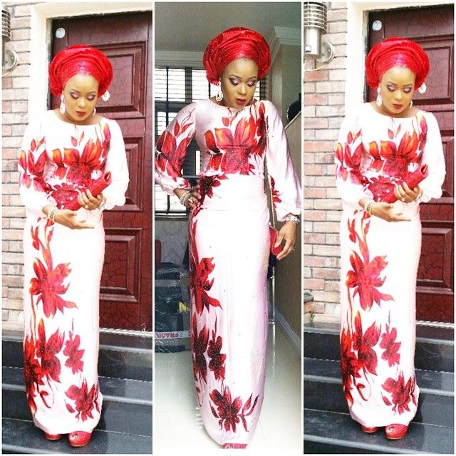 Step Out Dashingly In Trendy And Chic Aso Ebi Styles - Wedding Digest NaijaWedding Digest Naija