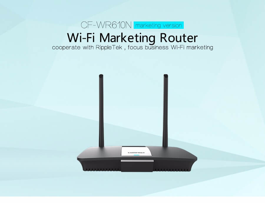 Comfast Cf Wr610n 300mbps Wireless Router Wireless Router Router Wireless Wifi Router