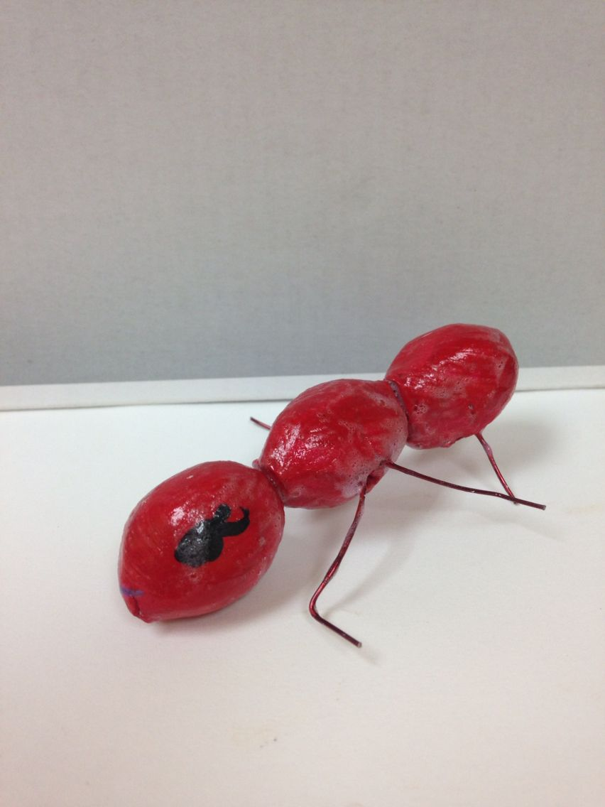 Clay and wire ant | Art Projects for Little Artists | Pinterest ...