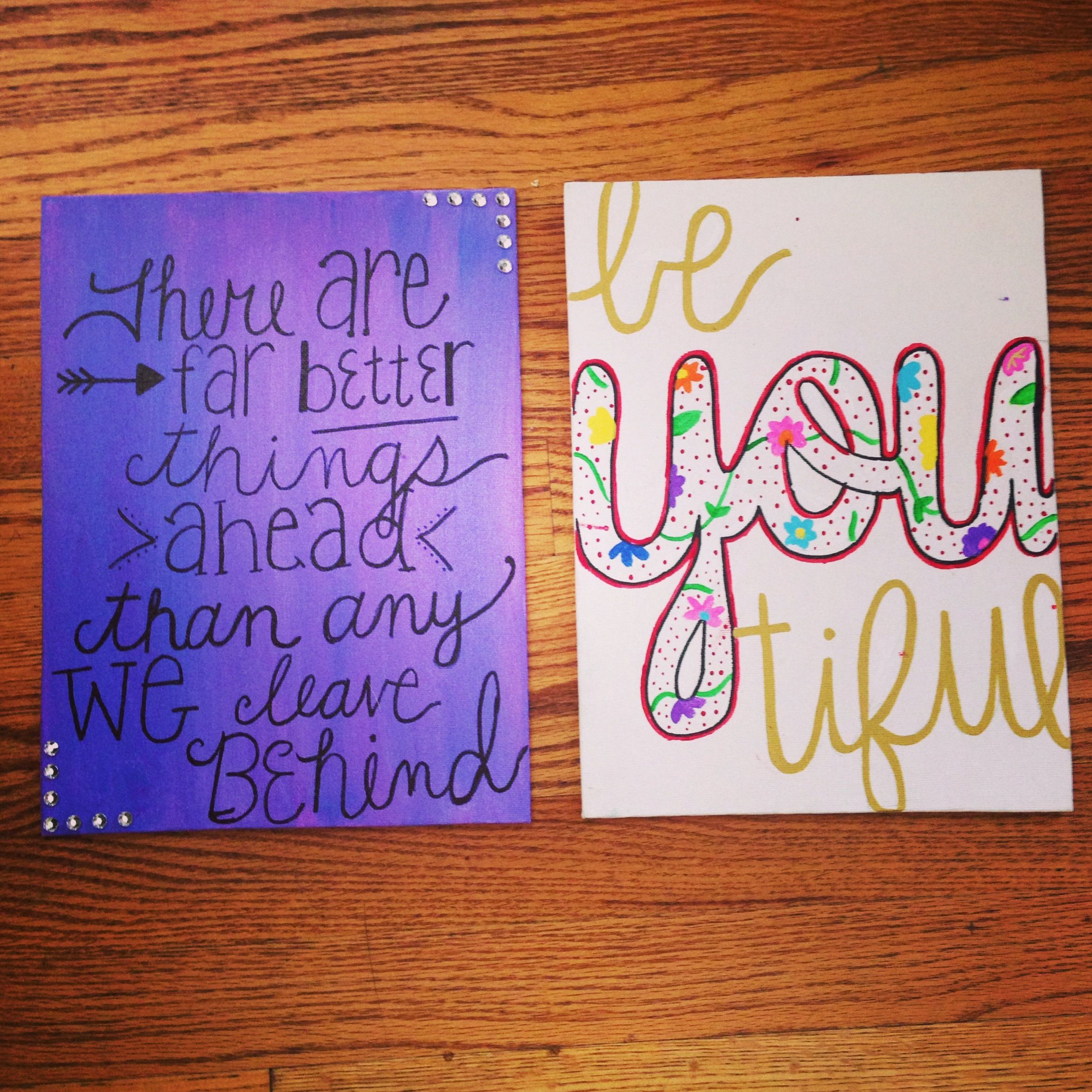 "Quote Paintings Custom Scripture Or Quote Painting  16""x20"" Canvas"