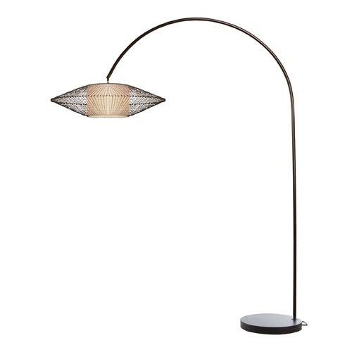 Kai Arc Small Floor Lamp By Kenneth Cobonpue From Hive