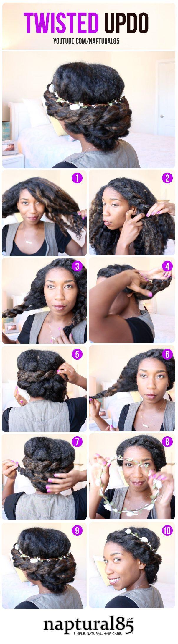 Naptural85 Natural Hair Care Tips Blog Content Hair Styles Curly Hair Styles Natural Hair Styles