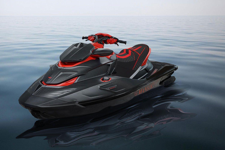 mansory presents the luxury black marlin jet ski sea doo jet ski and design firms. Black Bedroom Furniture Sets. Home Design Ideas