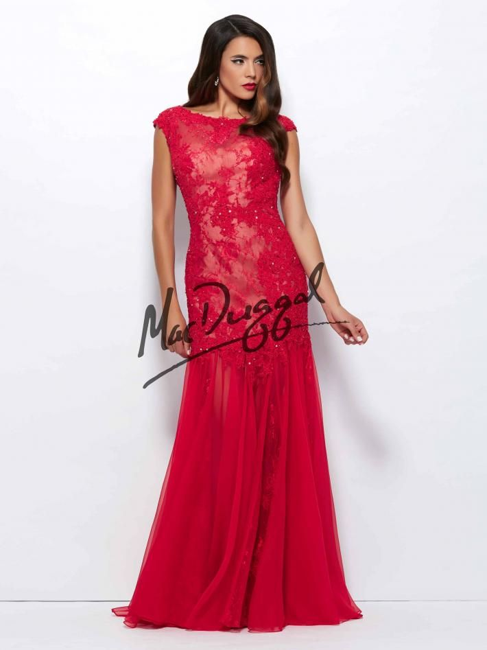 Black and Red Homecoming Dresses 2015