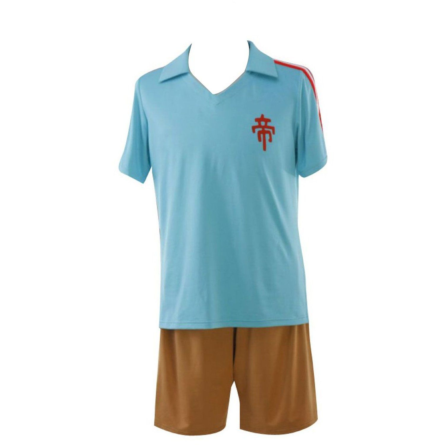 29e5779dd02 Inazuma Eleven Cosplay Costume - Shin Teikoku Academy Soccer Jersey 1st  X-Small     Check this awesome product by going to the link at the image.