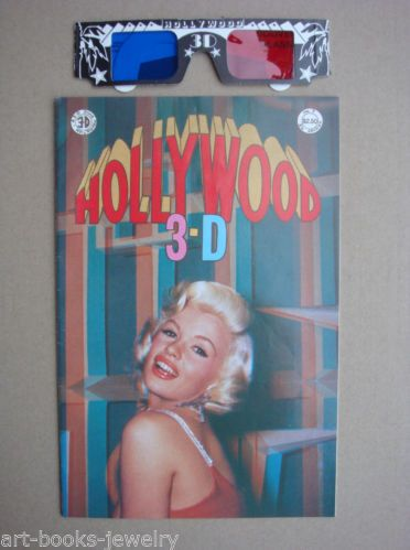 HOLLYWOOD 3-D COMIC - ZONE PRODUCTIONS - AUG. 1987 - VOL. 1 # 7 - W / 3D GLASSES