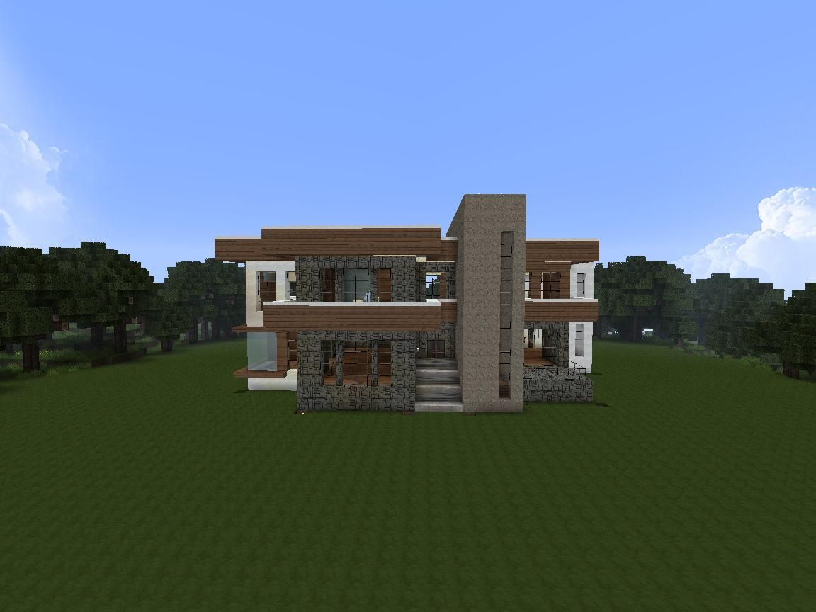 Minecraft House 2 Wallpaper, Download Minecraft House 2 Images ...