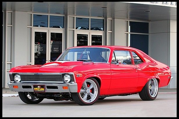 1969 Chevrolet Nova 496 600 Hp 5 Speed At Mecum Auctions