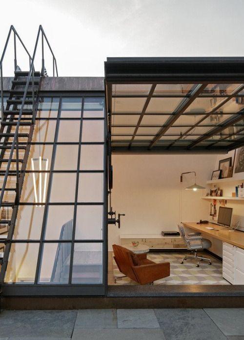 Continuarte Interior Architecture Design House Design West Village Townhouse