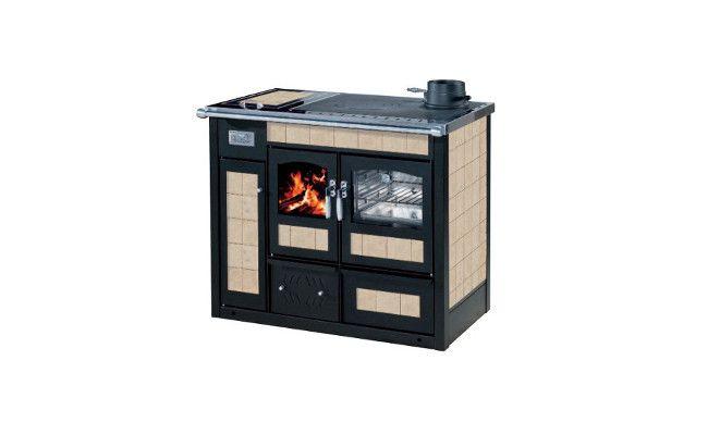 Cucina a legna termocucina klover ktop stufe a legna pinterest prezzo e cucina - Cucinare con il forno a legna ...