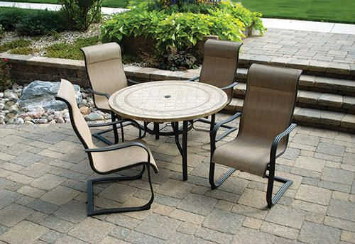 Manchester Dining Collection - 5 Piece Set at Menards