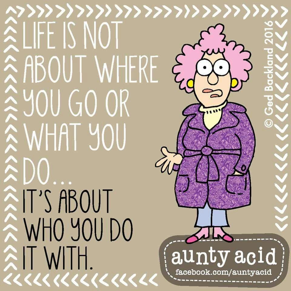 Pin On Auntie Acid Quotes