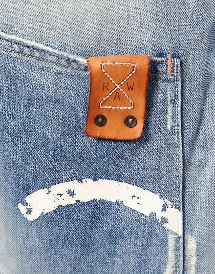 Leather patch with stitching incorporated well into the overall design. Unique stitching shape.