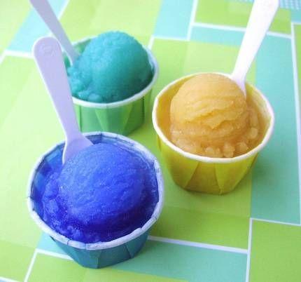Sapone gelato