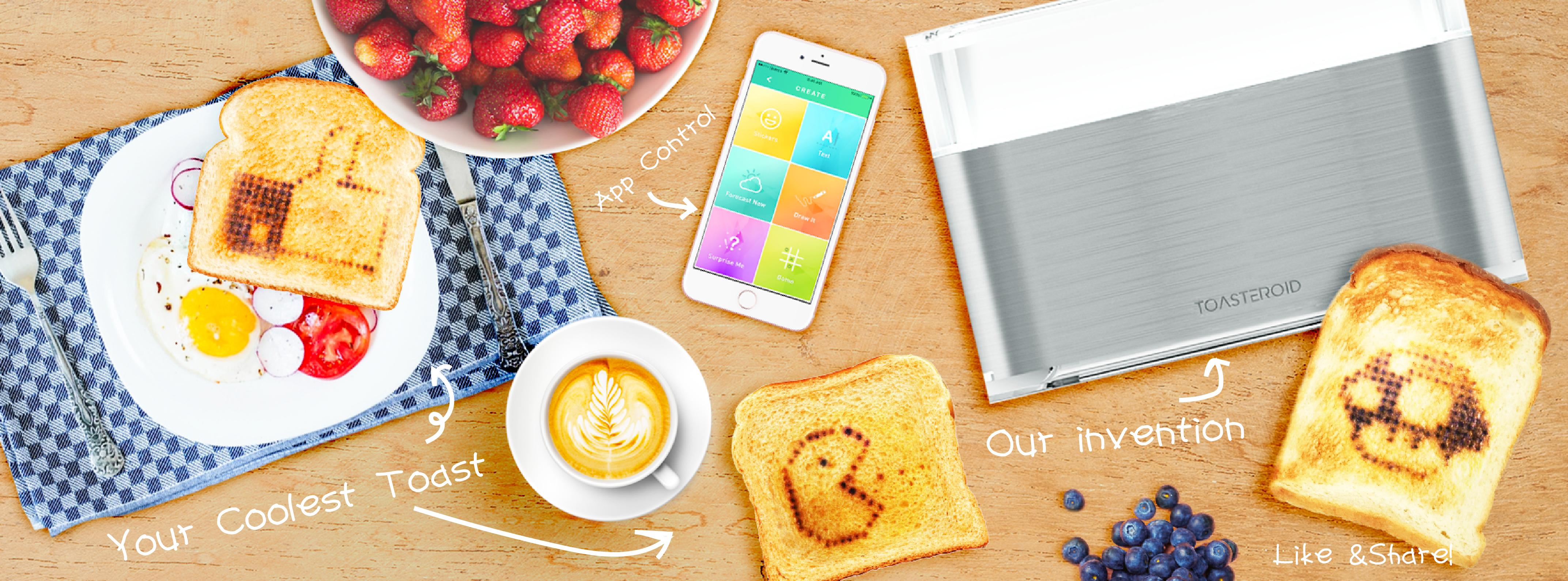 hot smart picks worldwide toaster