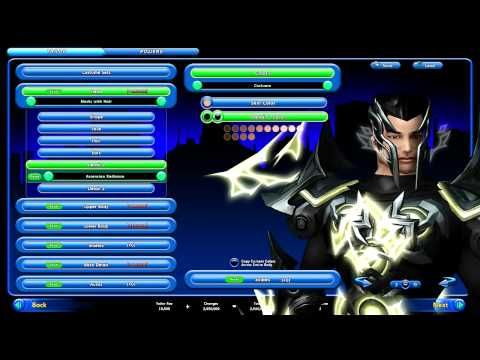 City of Heroes - Ascension Radiance Armor