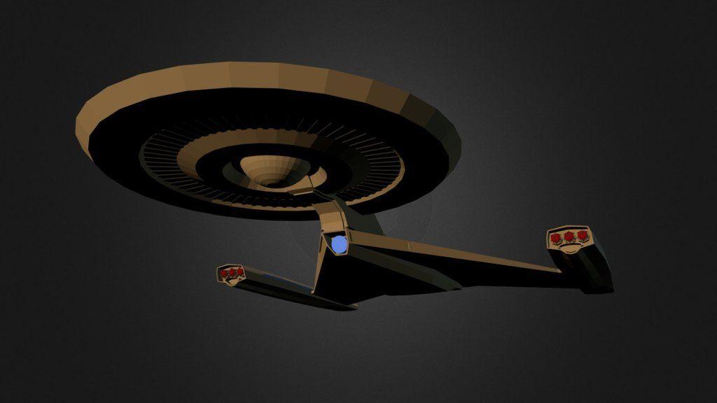 Uss Discovery NCC-1031 by ntdw