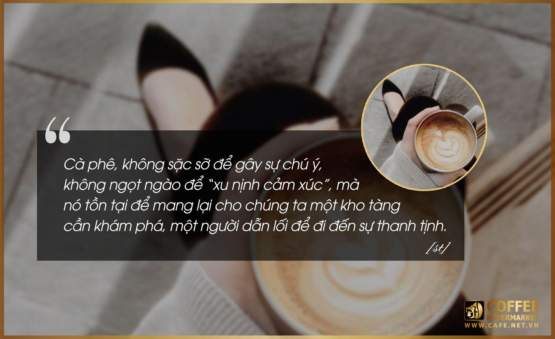 Danh ngôn cà phê#10 Coffee Quotes#10