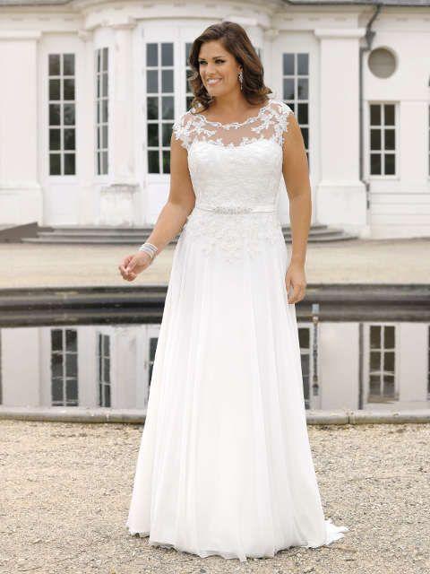 Brautkleider xxl bilder