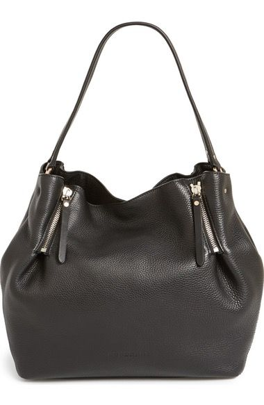 c5107472df0e Burberry  Medium Maidstone  Leather Tote available at  Nordstrom ...