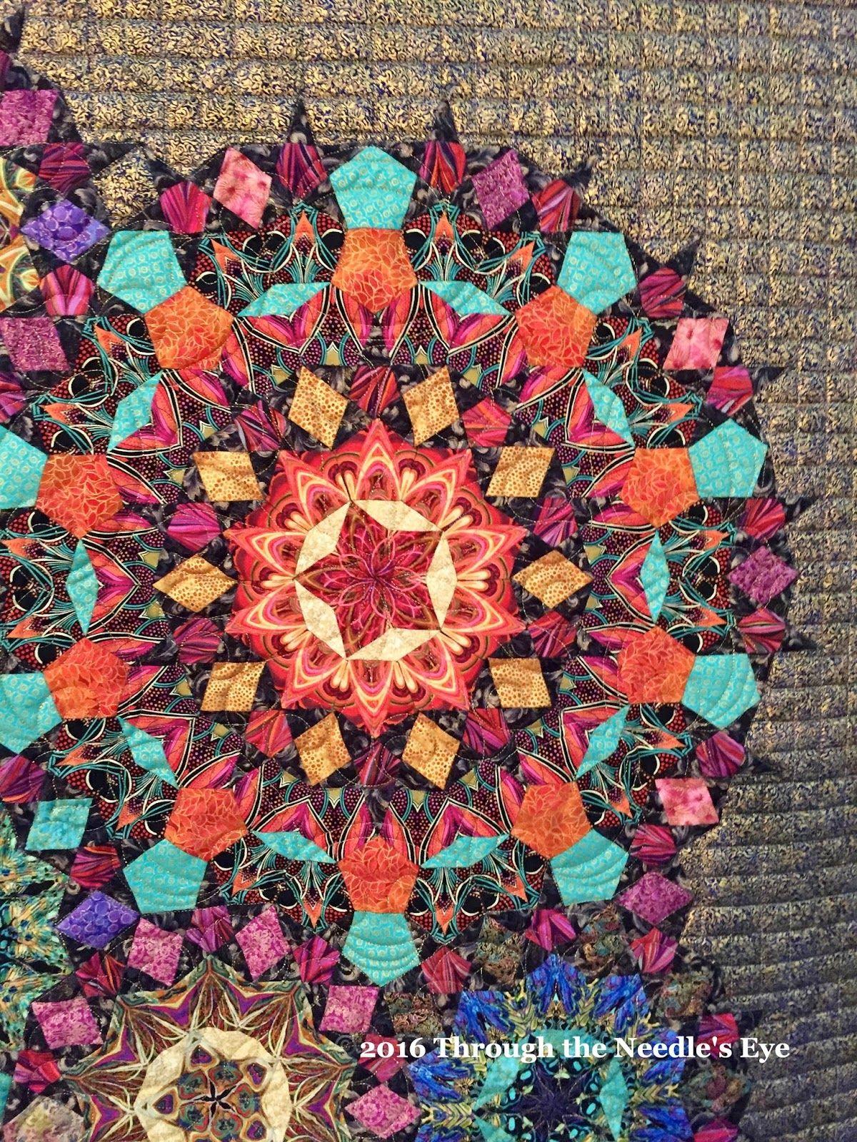International Quilt Festival Houstonpart One Millefiori Quilts