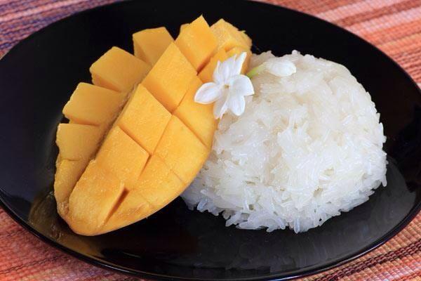 Sweet Mango Dessert