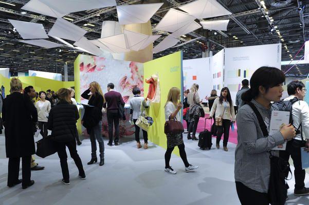 Premi re vision salon du textile dhabillement paris for A visionary salon