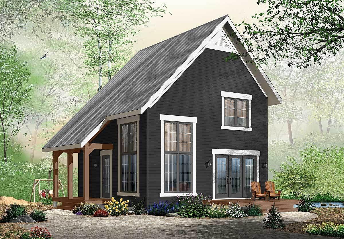 Plan 010H 0001 Find Unique House Plans