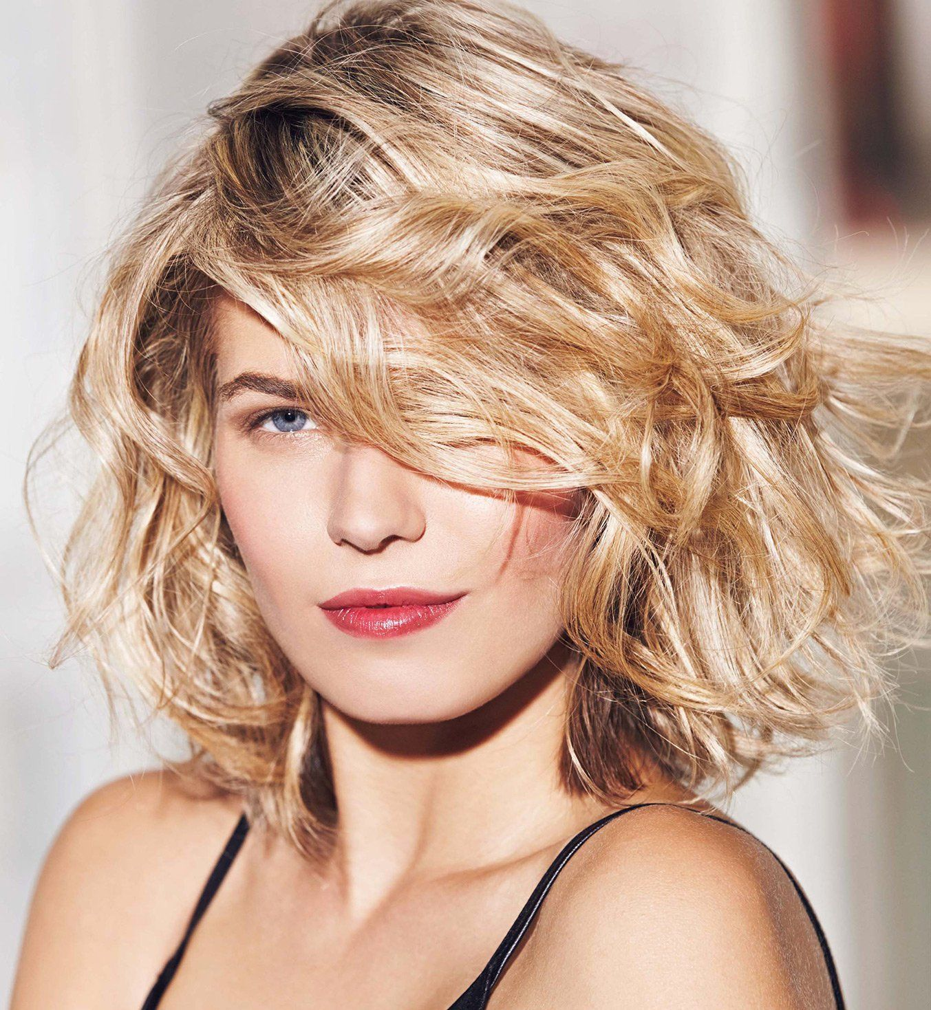 Coupes de cheveux femme sur cheveux fins ondulГ©s