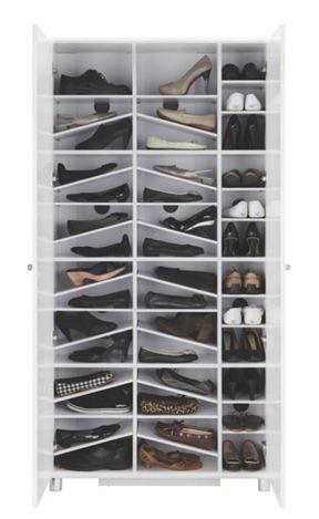Grosszugiger Schuhschrank Ein Neues Zuhause Fur Sneaker Co
