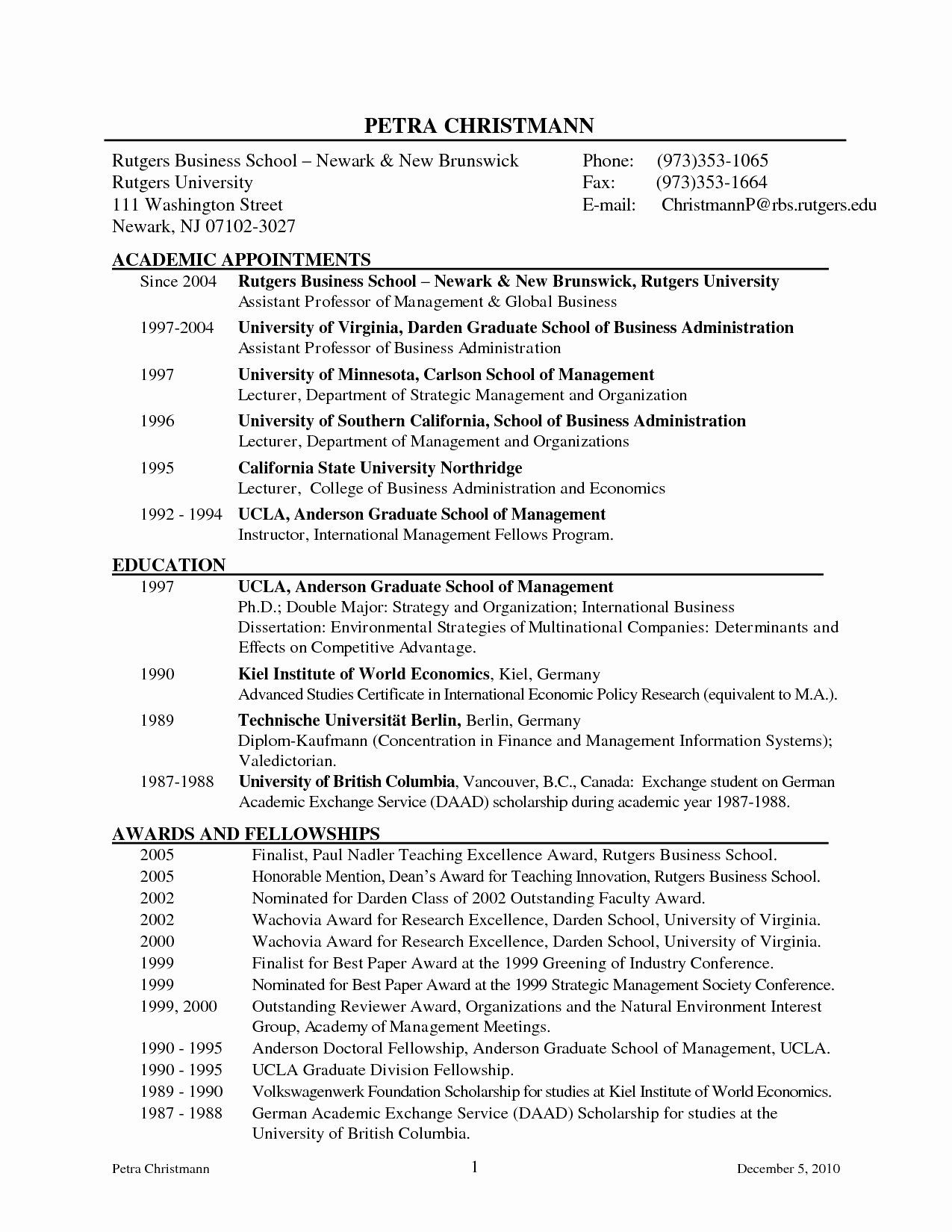 Rutgers Business School Resume Template Beautiful 13 Rutgers Business School Resume Template Ideas Business Administration Business Resume Resume Template