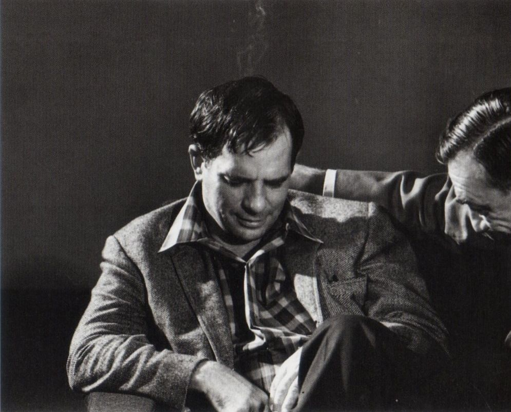 Jack Kerouac in Milan, 1966 Photo by Ettore Sottsass ...