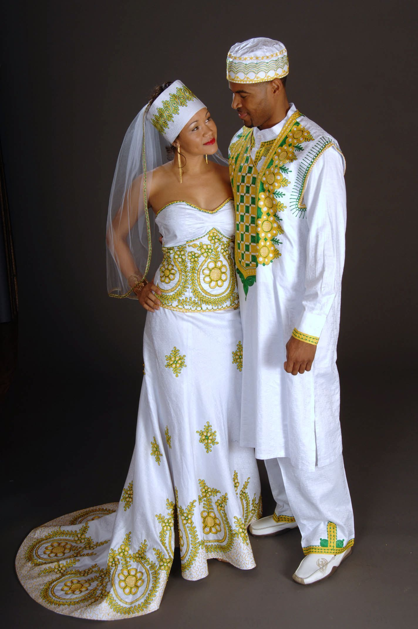 17 beautiful african wedding dresses africans african for African dresses for wedding guests
