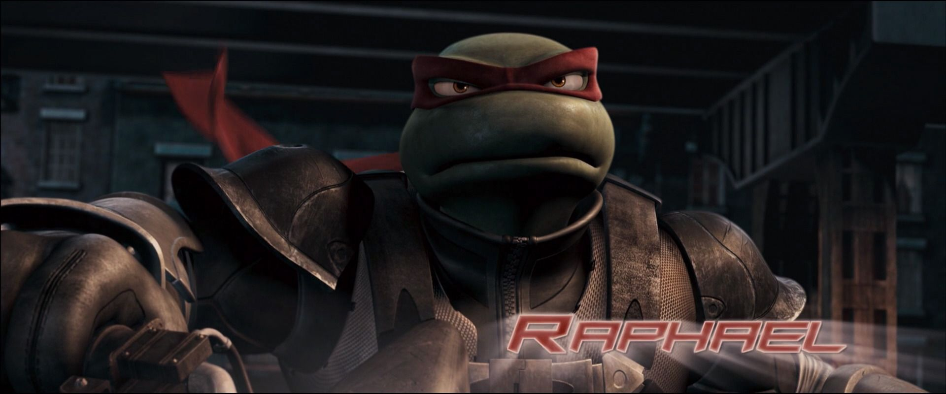 Screencap Gallery For Tmnt 2007 1080p Bluray Imagi Animation Studios After The Defeat Of Their Old Arc Tmnt Teenage Mutant Ninja Turtles Animation Studio