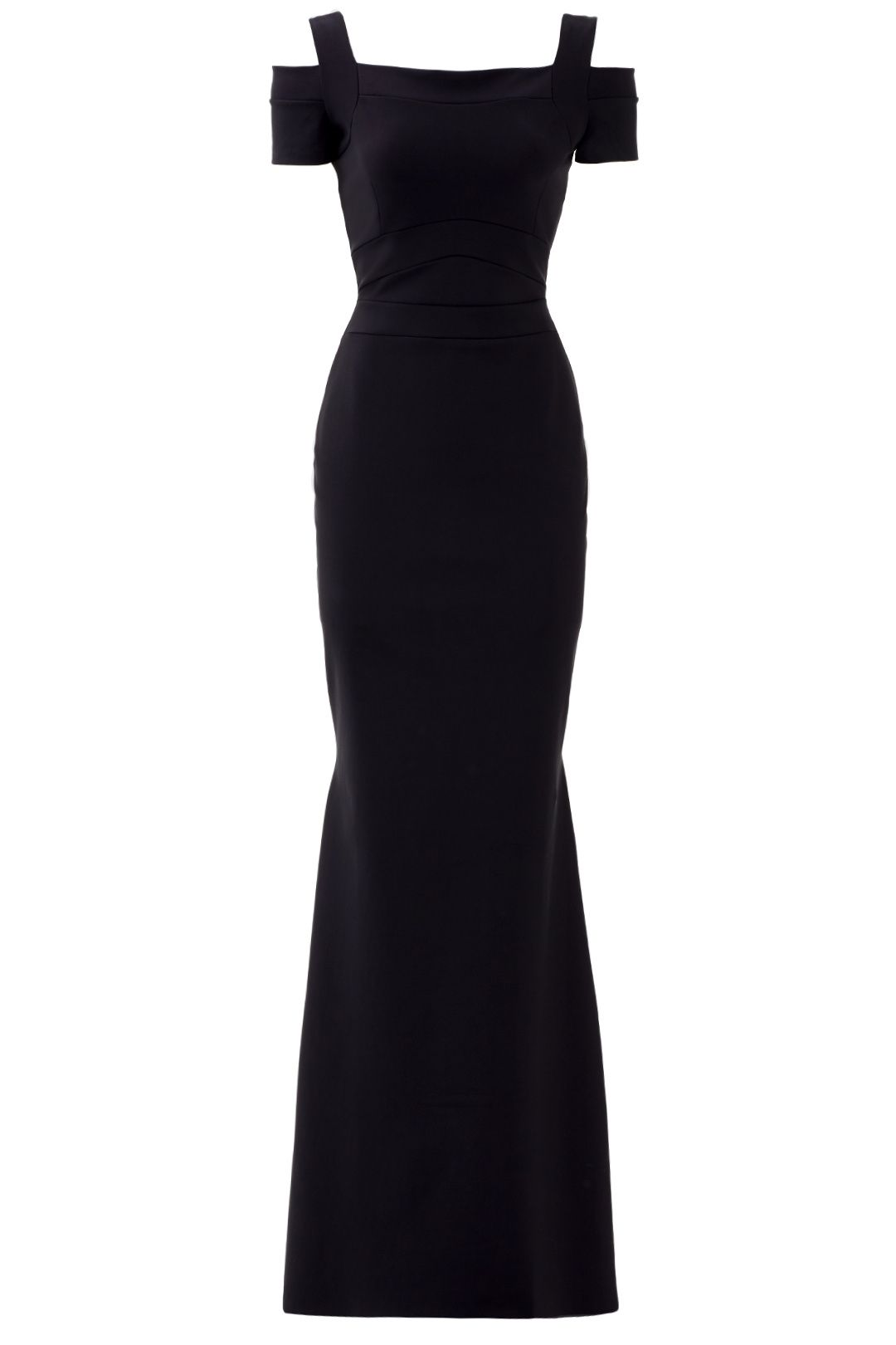 Black Jenna Gown | Petite robes, Robe and Petite