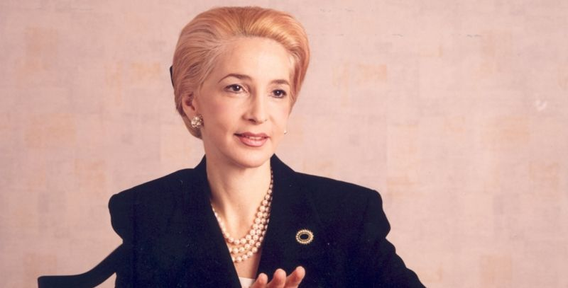 An Interview with Lady Barbara Thomas Judge, UK Business - managing editor job description