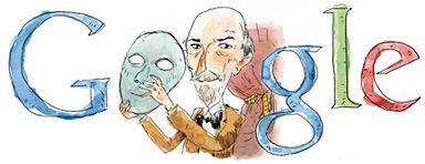 145.º aniversário de Luigi Pirandello
