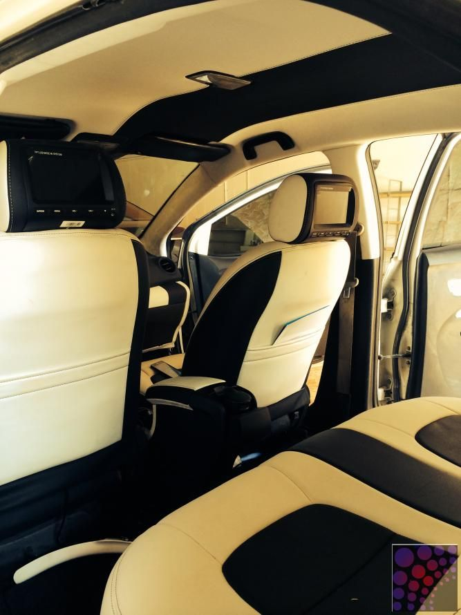 Special Car Auto Upholstery In Sharjah Top Quality Leather Interior Done With Finishing