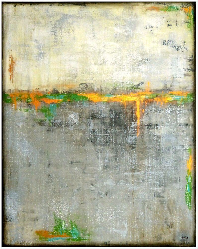 Stella Hettner Bild Original Kunst Gemälde Modern Malerei Abstrakt